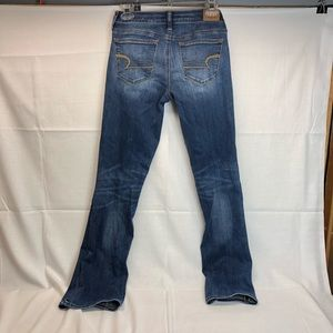 American Eagle Women's Jeans Super Stretch Size 4
